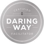 Certified Daring Way Facilitator Badge