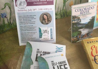 The Self-Aware Life by Nancy S. Kay at Macdonald Book Store - Estes Park, CO